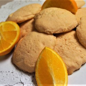 Orange Sorbet by the Dozen