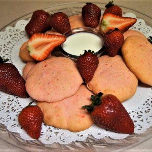 Strawberries n Cream by the Dozen